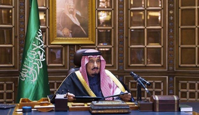 Suudi Arabistan yönetiminde önemli değişiklikler