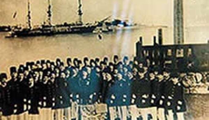 Türk-Japon dostluğunun ilk büyük nişanesi: Ertuğrul Fırkateyni