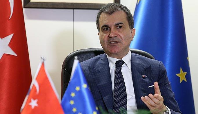 Türkiye, AP raporunu olduğu gibi iade edecek