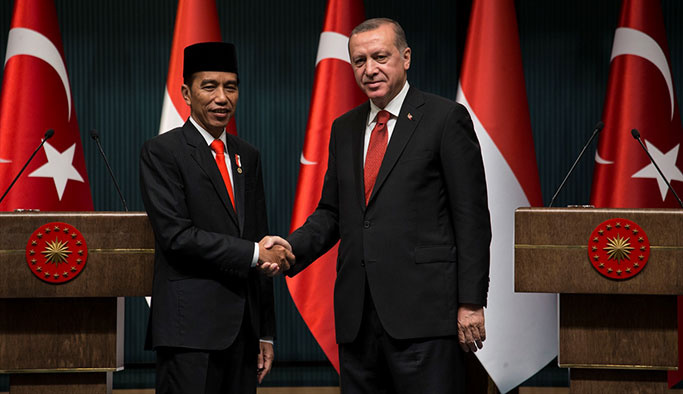 Türkiye ile Endonezya arasında yeni işbirliği