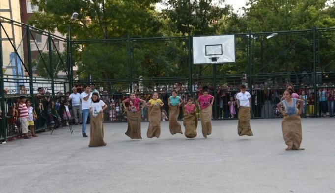 Unutulan çocuk oyunları Kayseri'de gün yüzüne çıkıyor