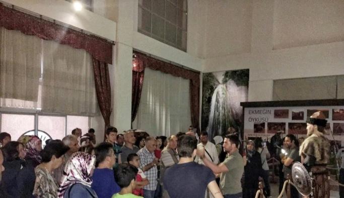 Yaşayan Şehir Müzesi hafta sonu konuklarını ağırladı