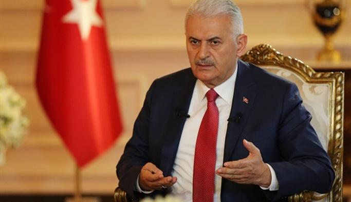 Yıldırım: FETÖ'nün Türkiye'deki ana omurgası çökertildi