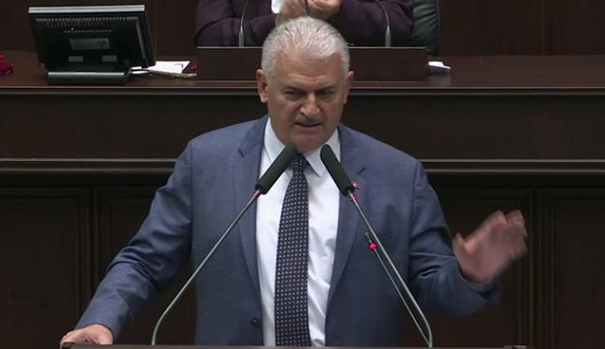 Yıldırım: Kılıçdaroğlu FETÖ'ye cesaret veriyor