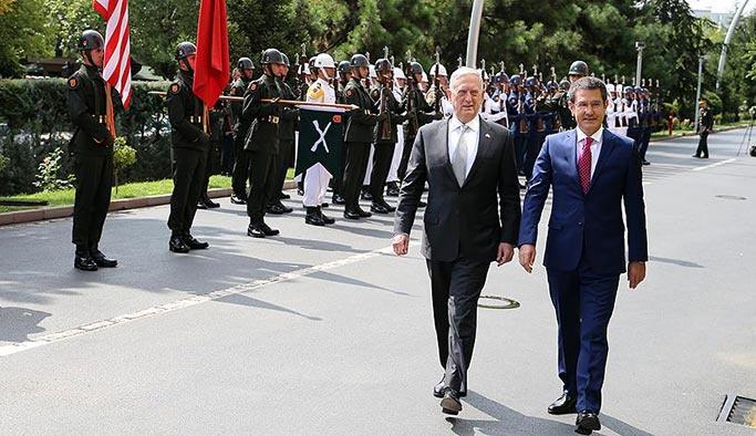 ABD'li bakan 'PYD dosyasıyla' Ankara'da