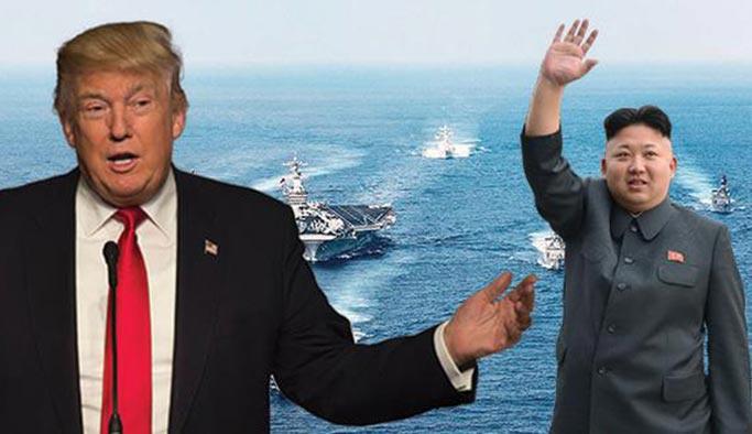 ABD'den Rusya ve Çin'e 'Kuzey Kore' cezası