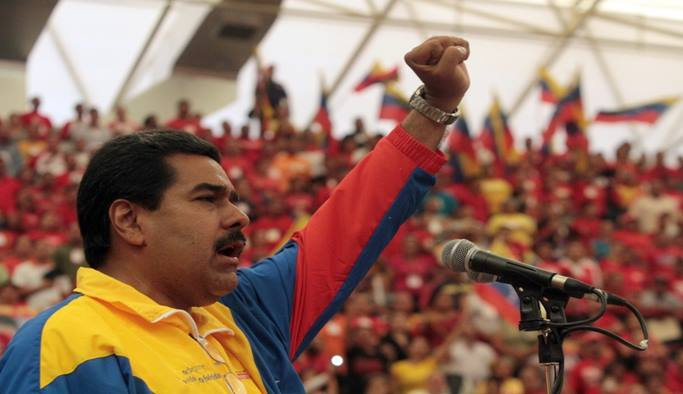 ABD'den Venezuela'ya yaptırım kararı