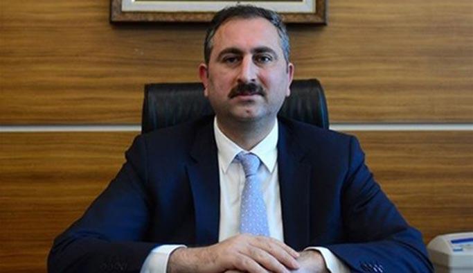Adalet Bakanı Gül, Alman mevkidaşıyla görüştü