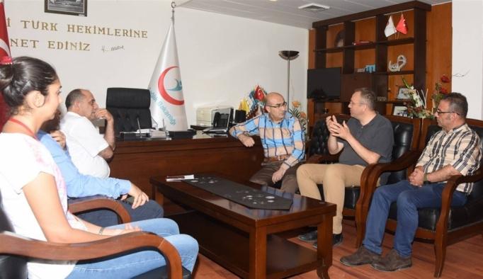 Adana'da hastanedeki oksijen sistemindeki sorun