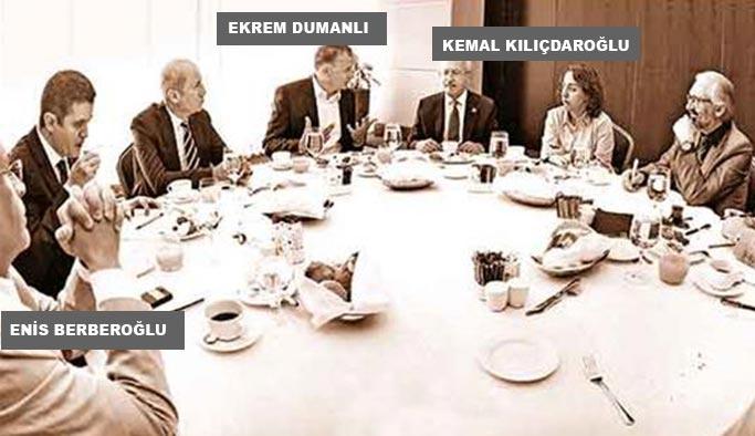 AK Parti'den Kılıçdaroğlu'na Zaman Gazetesi ve MİT TIR'ları soruları