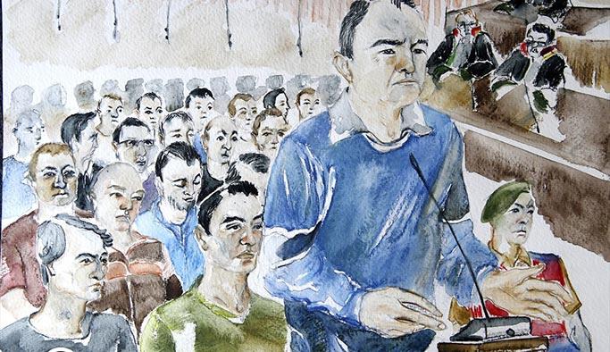 Akıncı Üssü davasının 18'inci celsesi başladı