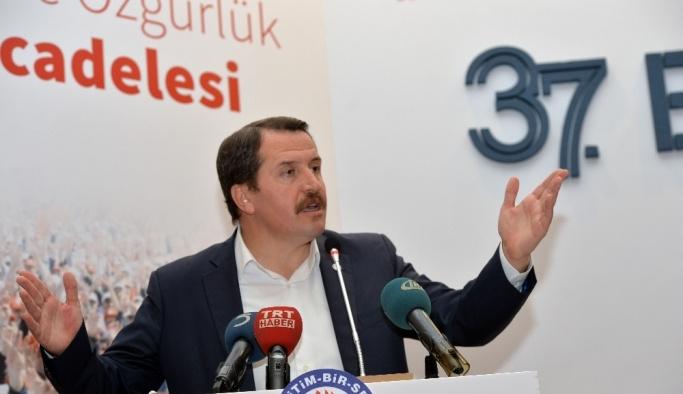 Ali Yalçın, 4.Dönem Toplu Sözleşme sürecini değerlendirdi
