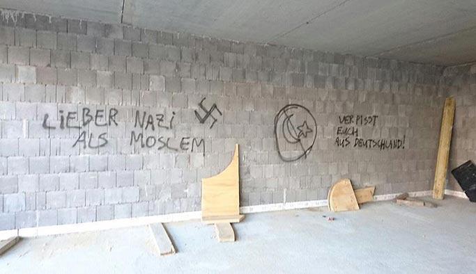 Almanya'da sığınmacılara yönelik saldırılar artıyor