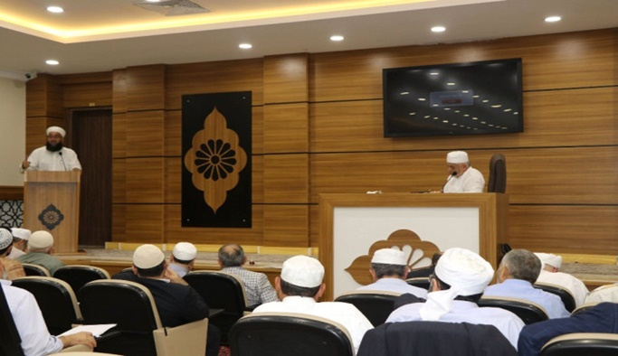 Anadolu Alimler Birliği toplantısı yapıldı