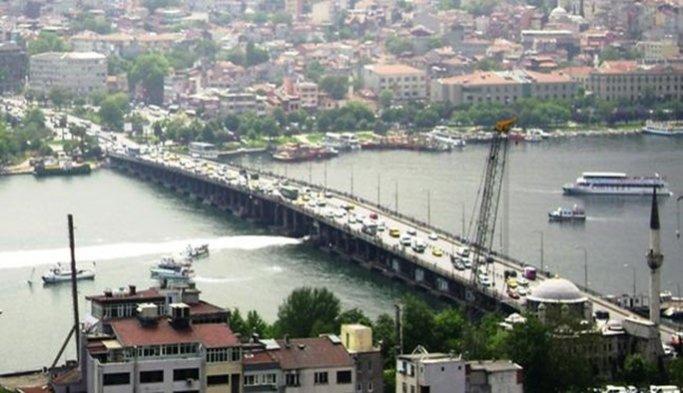 Atatürk ve Yeni Galata Köprüsü kapatılıyor