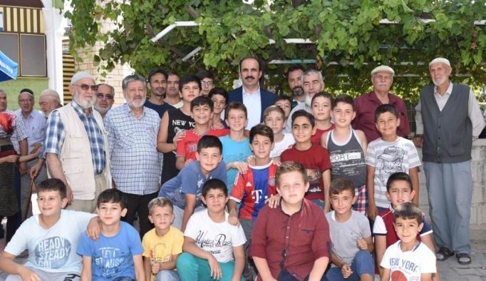 Başkan Altay, Cuma Buluşmasında vatandaşlarla bir araya geldi