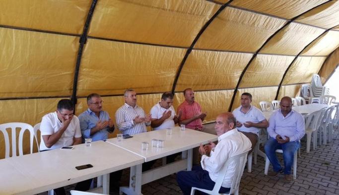 Başkan Baran hafta sonunu vatandaşlarla birlikte geçirdi