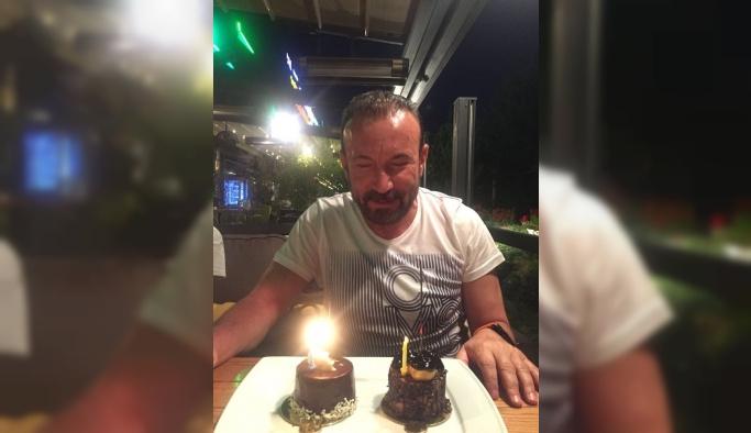 Başkan Doğan'a kızlarından sürpriz doğum günü