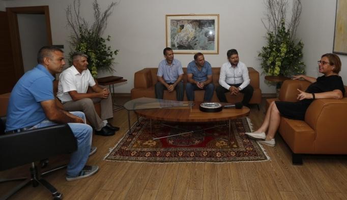 Başkan Pektaş'tan Gültepe açıklaması