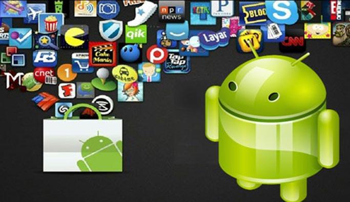 Binlerce Android uygulaması casusluk yapıyor