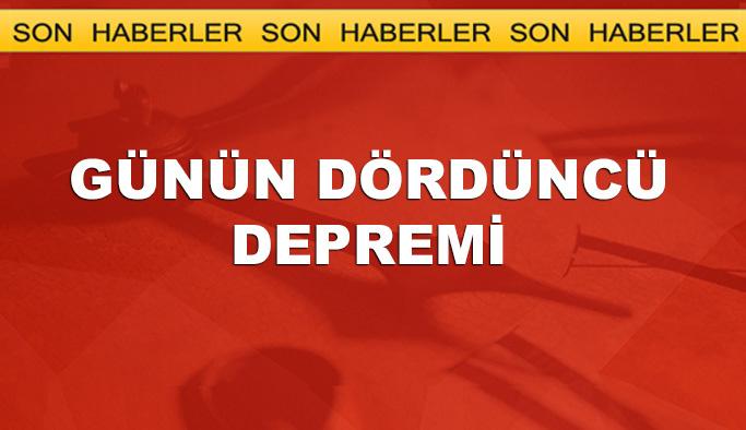 Türkiye beşik gibi; Bir günde dördüncü deprem