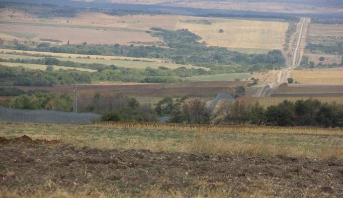 Bulgaristan'ın 'Utanç duvarına' tepki