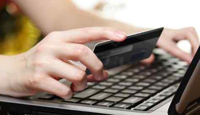 Bütün kredi kartları internetten alışverişe kapatıldı