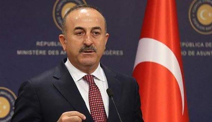 Çavuşoğlu: Arakan'daki zulmü şiddetle kınıyoruz