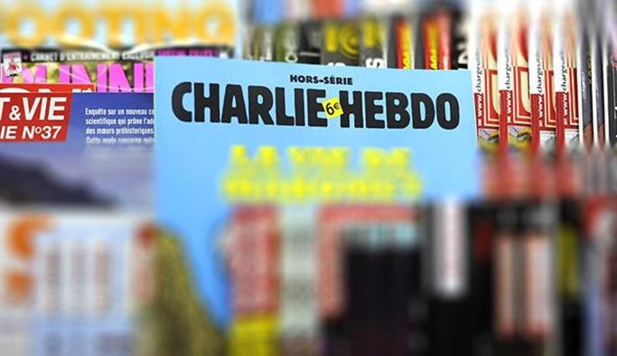 Provokatör dergi yine Müslümanlara saldırdı