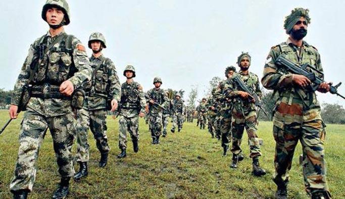 Çin'den Hindistan'a: Birliklerinizi hemen geri çekin
