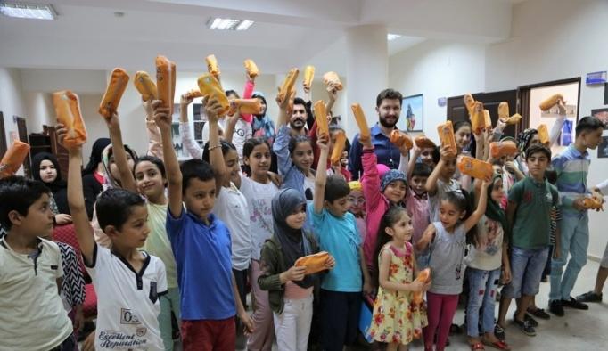 Cizre'de ağız ve diş sağlığı eğitimi