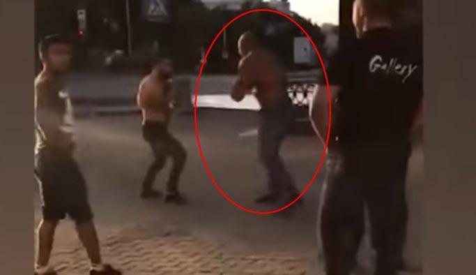 Dünya vücut şampiyonu sokak kavgasında öldü