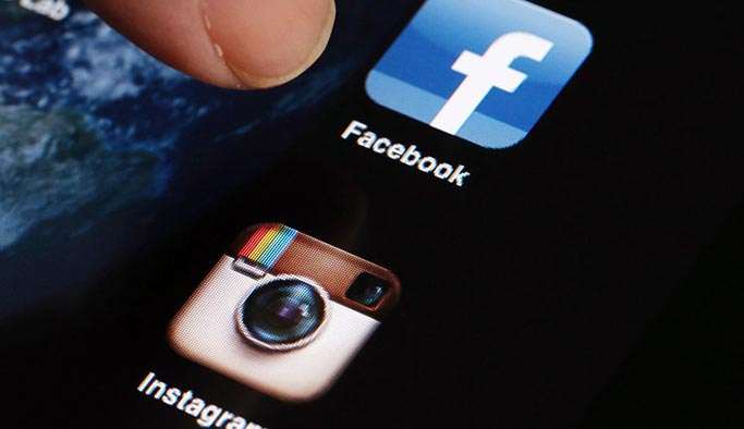 Facebook ve Instagram bütün dünyada çöktü