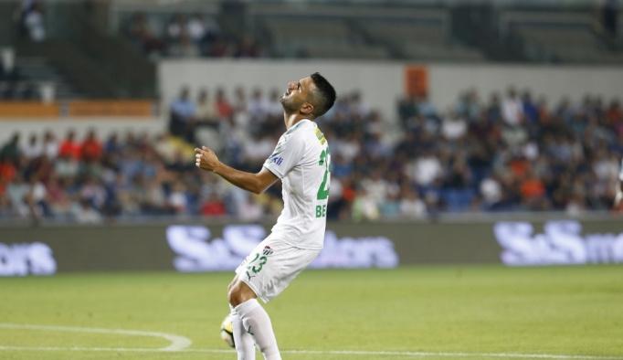 Medipol Başakşehir: 1 - Bursaspor: 0