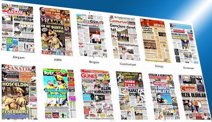 Gazetelerin bugünkü manşetleri 28 Ağustos 2017