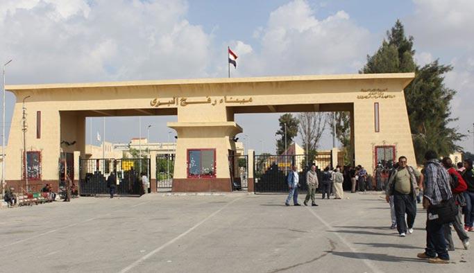 Gazze'nin Refah sınır kapısında bombalı saldırı