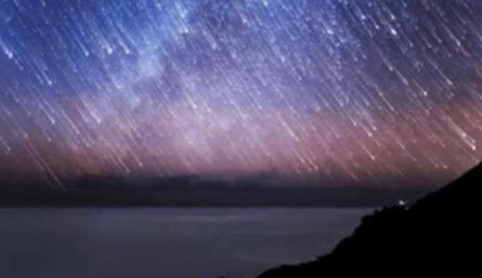 Gökyüzüne bu gece dikkat: Göktaşı şöleni var