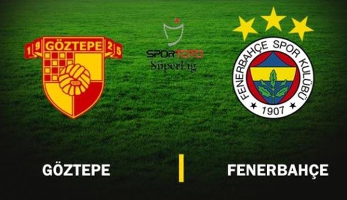 Göztepe yıllar sonra ilk puanı Fenerbahçe'den aldı