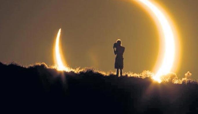 Güneş tutulması Amerikalıları zengin etti