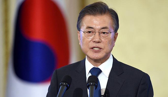 Güney Kore Başkanı: Bir daha asla savaş olmayacak