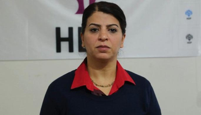 HDP Diyarbakır Milletvekili Yiğitalp hakkında fezleke