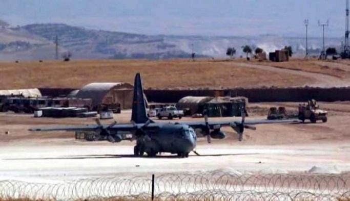 Irak'tan ABD askeri üssü yalanlaması