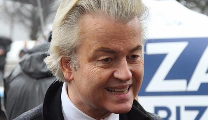 Irkçı Wilders'den Peygamberimiz hakkında çirkin tweet