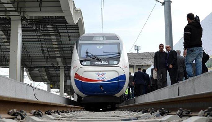 İstabul- Ankara tren seferleri yeniden başladı