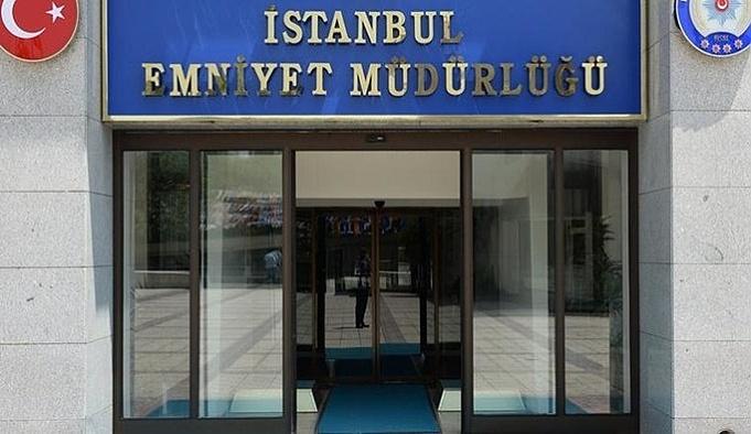 İstanbul Emniyet Müdürlüğü'nde il içiatamalar belli oldu