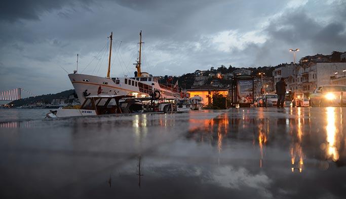 İstanbul'u serinletecek yağmur geliyor