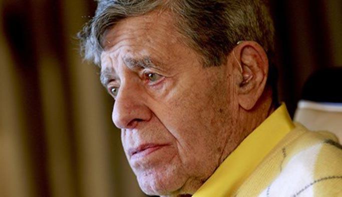 Jerry Lewis 91 yaşında hayatını kaybetti