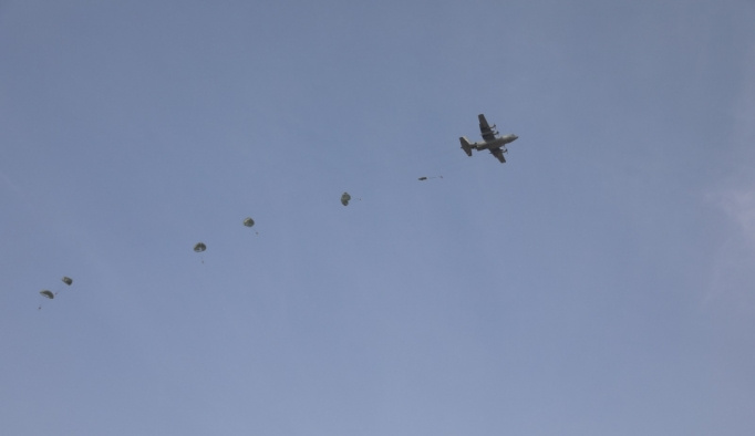ABD ile Katar'dan ortak askeri tatbikat