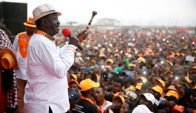 Kenya seçimleri: Değişen tercihler ya da değişime kapanmak