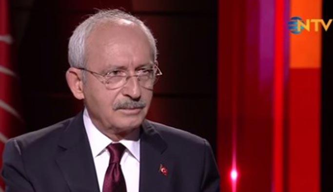 Kılıçdaroğlu: Bize devletin her kademesinden belge gelir